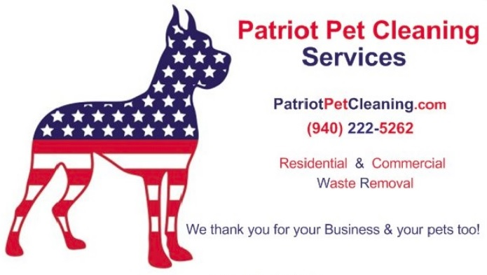 Patriot Pet Cleaning – Waste Removal Services